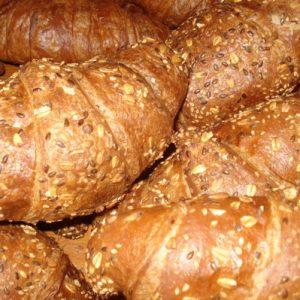 Woudkorn croissants